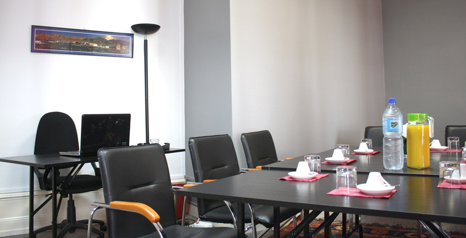 Salle réunion entretien